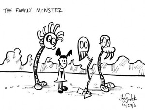 The Family Monster