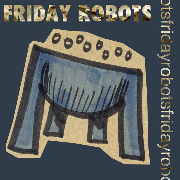 Friday Robots Jan 23, 2009