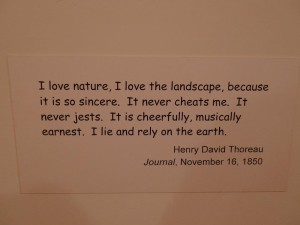 thoreau-comic-sans