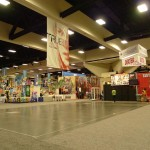 convention before opening