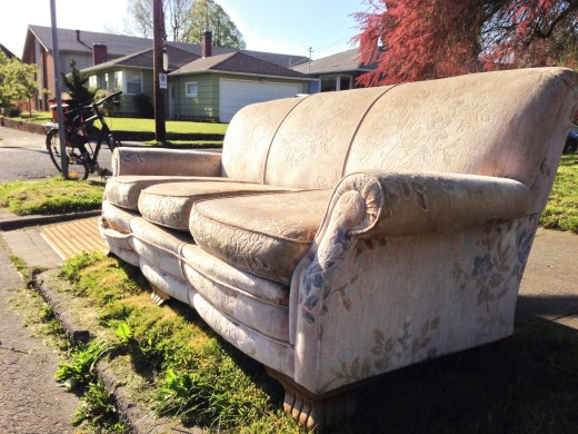 Stark Street couch