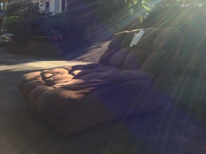 Discarded couch 7-10-13