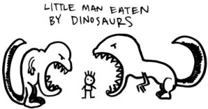little-man-eaten-by-dinosaurs