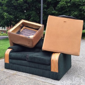 Discard couch 5-21-15