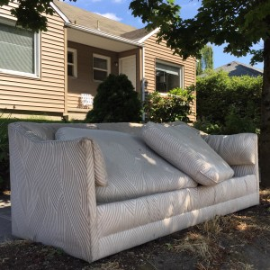 Discarded couch 5-26-15